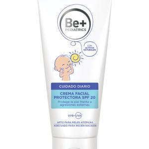 Be+ Crema Facial Protectora SPF20