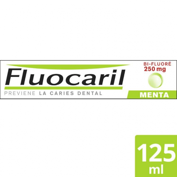 FLUOCARIL BI-FLUORE 250 MENTA 125ML