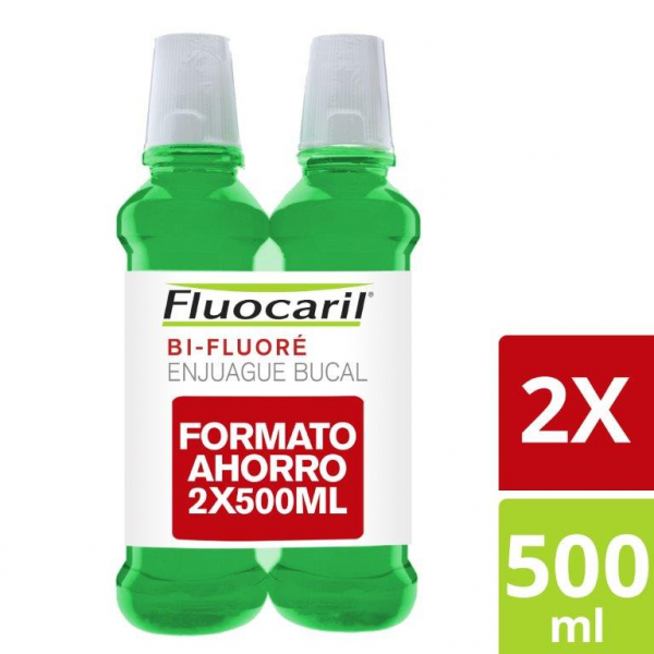 Fluocaril 2x500ml