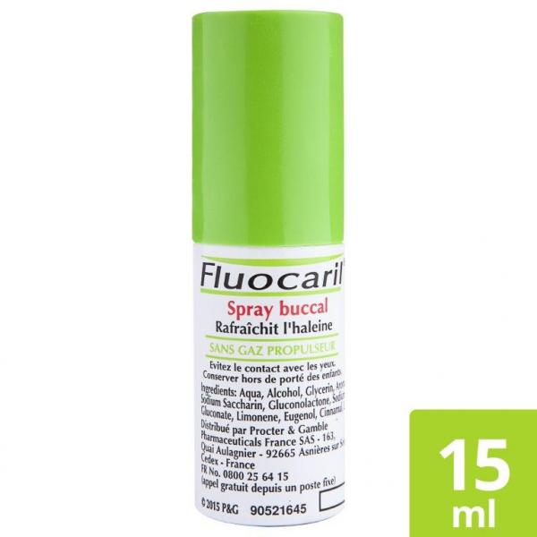 Fluocaril Spray bucal 15ml
