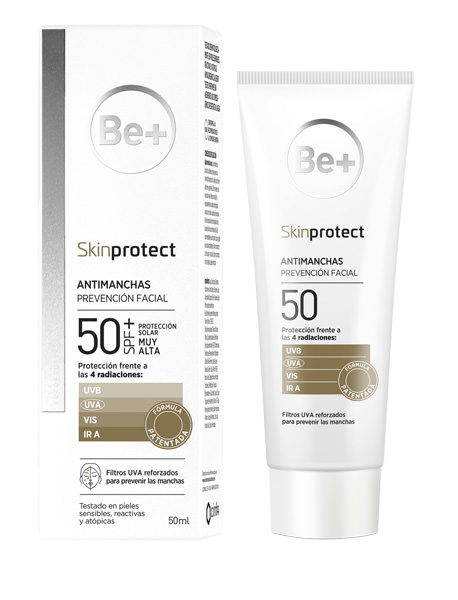 Be+ SKINPROTECT ANTIMANCHAS
