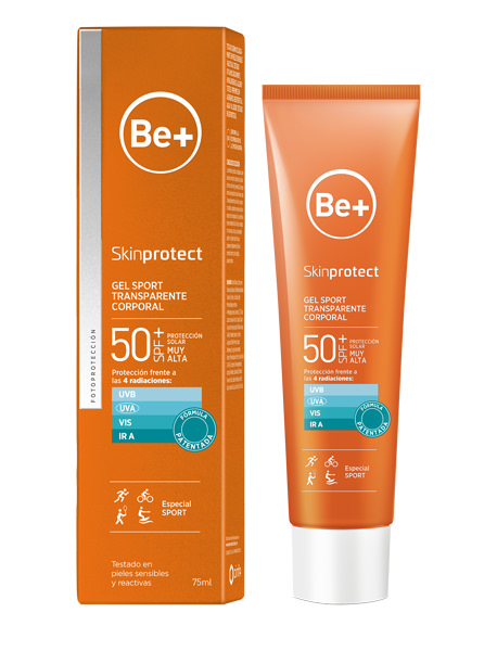 Be+ SKINPROTECT SPORT