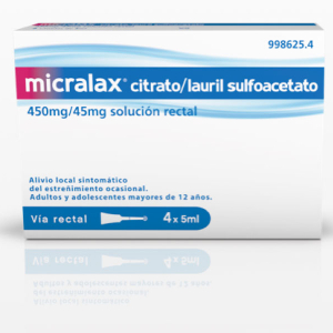 micralax enemas 4uds