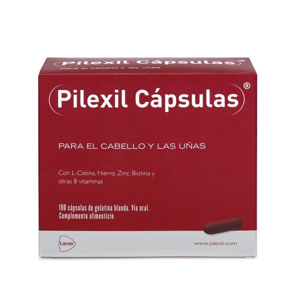 Pilexil Capsulas 100 caps