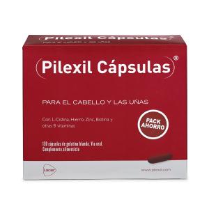 Pilexil Capsulas 150 caps