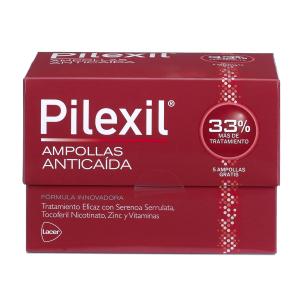 Pilexil 5ml 15 Ampollas