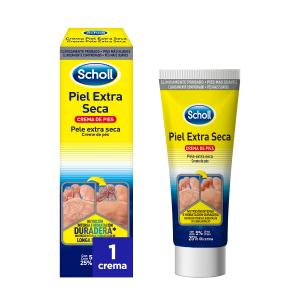 Dr Scholl crema piel extra seca