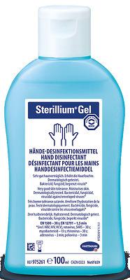 Sterillium gel 100ml