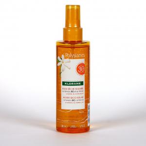 klorane polysianes aceite seco al monoi spf30 150 ml