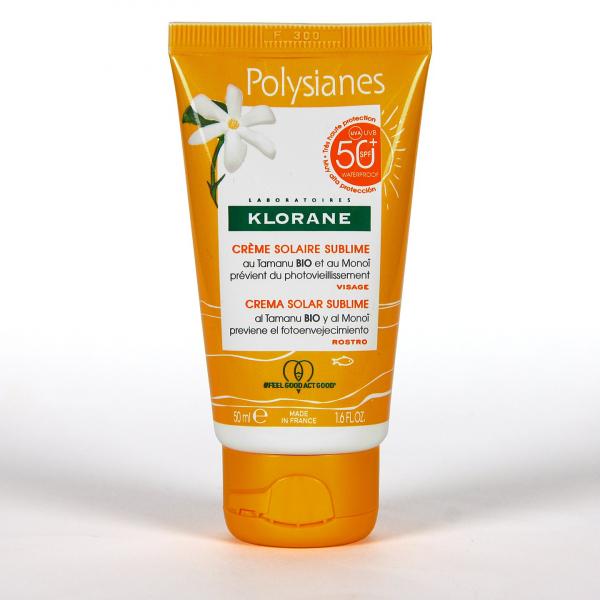 klorane polysianes crema 50
