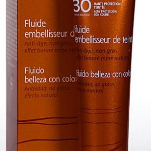 polysianes fluido belleza con color spf30 50ml