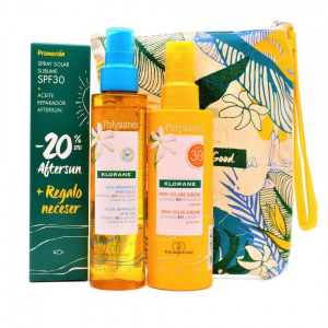 polysianes pack spray 30 aceite reparador
