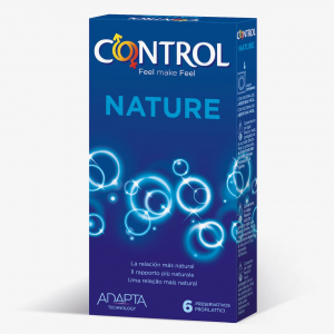 preservativos control nature 6 uni