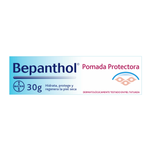1.Bepanthol Pomada Protectora 30G