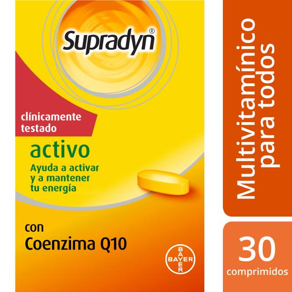 2. Supradyn Energy 30