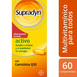 Supradyn Energy 60