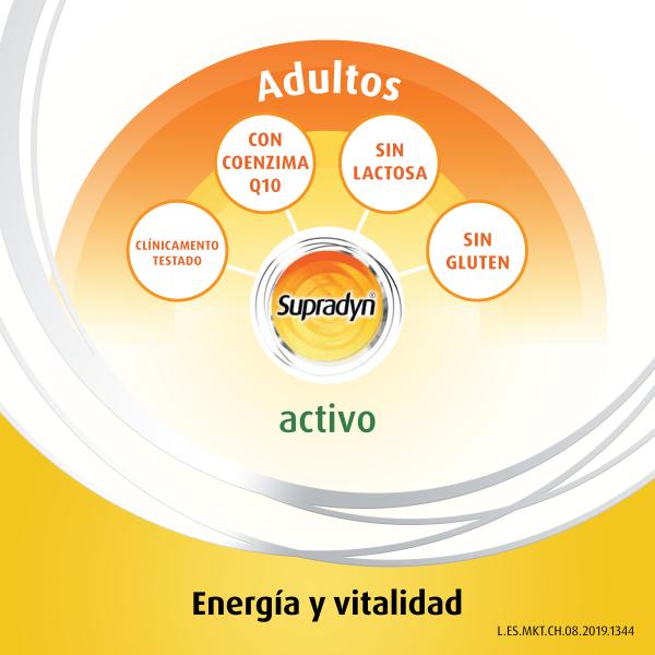 7. Supradyn Energy 60