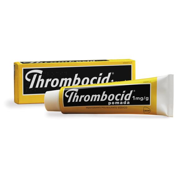Thrombocid Pomada 60g