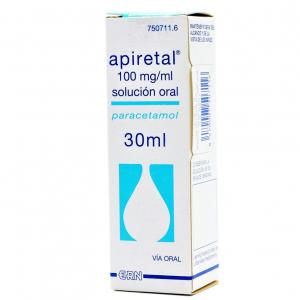 apiretal solucion oral 30 ml