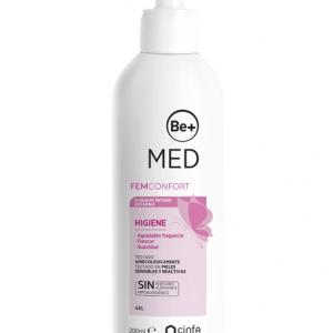 be+ med femcontrol gel higiene intima