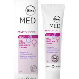 be+ med femcontrol gel intimo hidratante vaginal