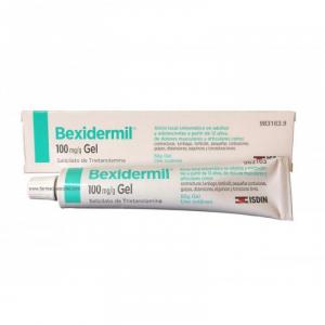 bexidermil gel