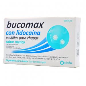 bucomax lidocaina menta