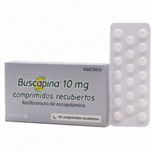 buscapina 10mg 60 comprimidos recubiertos