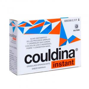 couldina instant con acido acetilsalicilico sobres efervescentes