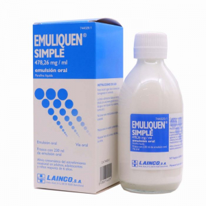 emuliquen simple emulsion oral 1 frasco 230 ml
