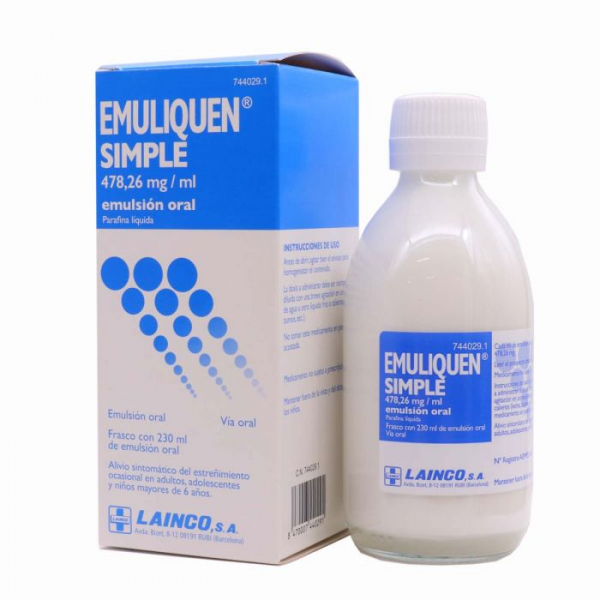 emuliquen simple emulsion oral 1 frasco 230 ml