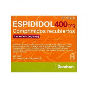 espididol comprimidos