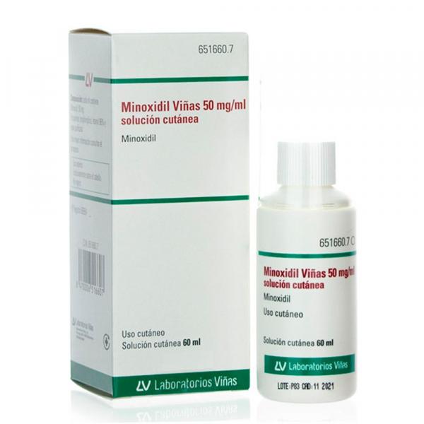 minoxidil viñas 50 mgml 60 ml
