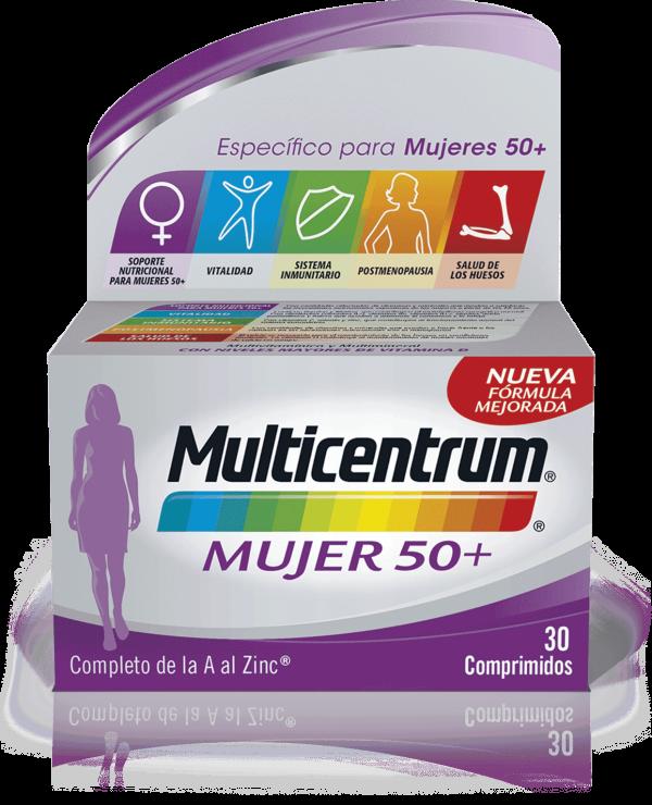 multicentrum mujer 50 30