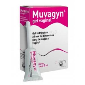 muvagyn gel vaginal 8 aplicadores monodosis