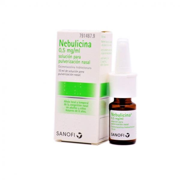 nebulicina 10 ml