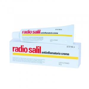 radio salil crema 30 g