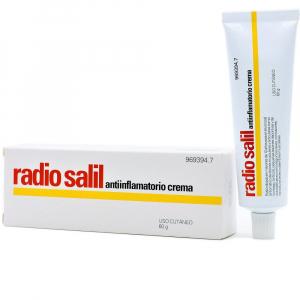 radio salil antiinflamatorio crema 60
