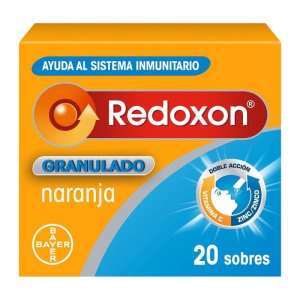 redoxon granulada