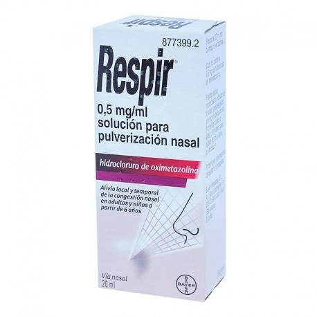 respir nebulizador nasal 20-ml