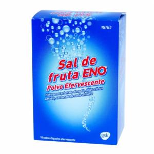 sal de fruta eno 5 g 10 sobres