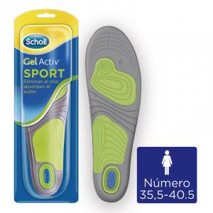 scholl plantilla sport mujer