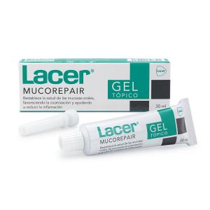 Lacer Mucorepair Gel 30 ml